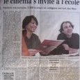 Midi Libre article Vaunage